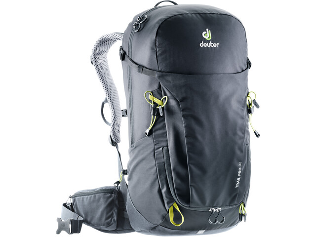 Deuter Trail Pro 32 Sac à dos, black-graphite